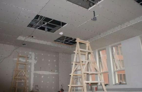 石膏板内墙装修